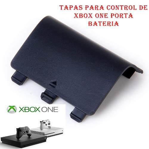 Lote 10 Piezas Tapas Para Control De Xbox One Porta Bateria