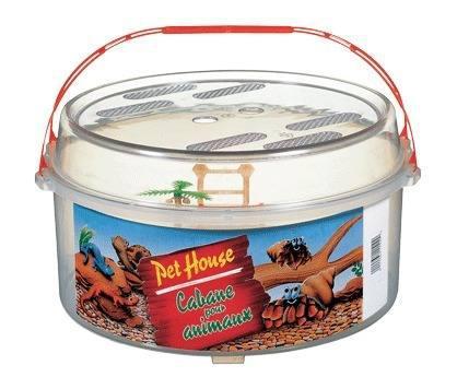 Lote 12 Piezas Casa Para Tortugas Ha1510