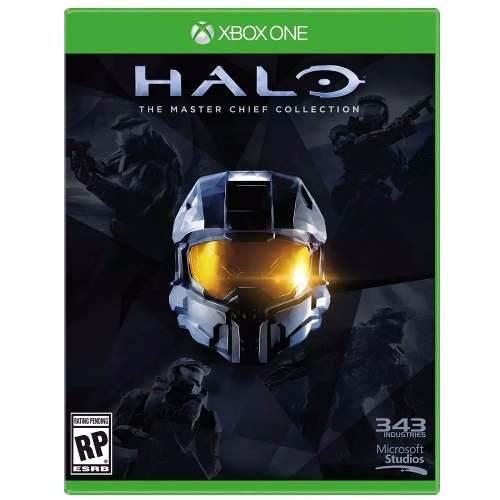 Microsoft (xbox) Rq2-00012 Sw Xbox One Halo Master Chief Co
