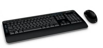 Mp Kit De Teclado Y Mouse Microsoft Wireles Desktop 3050 - E