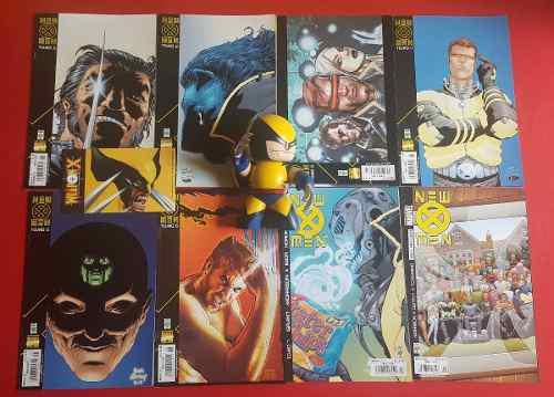 New X Men Grant Morrison Saga Completa Editorial Vid