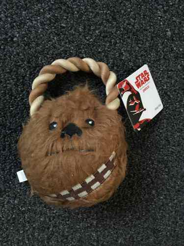 Peluche Star Wars Para Perro Chewbaca O Jawa