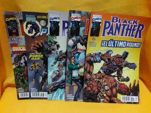 Saga Semanal De Black Panther Completa