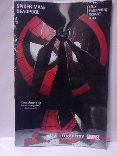 Spider-man Deadpool Vol.3 Tpb Coleccion Marvel 46