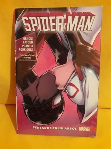 Spider-man - Miles Morales Volumen 3: Sentados En Un Arbol