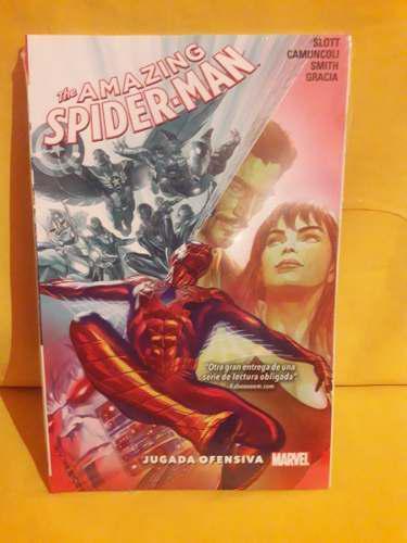 Spider-man Volumen 3: Jugada Ofensiva