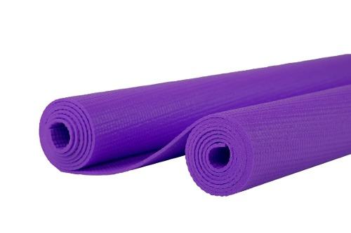 Tapete Yoga 3 Mm Fitness Rehabili Cinta Transportacion Amazi
