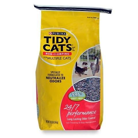 Tiddy Cat Arena Para Gato 4.5 Kg