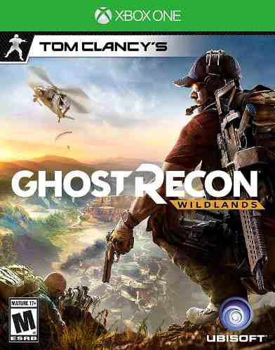 Tom Clancys Ghost Recon Wildlands Código Xbox One ¡oferta!