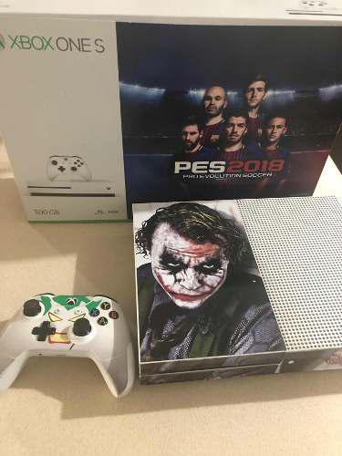 Xbox One S 500gb Joker