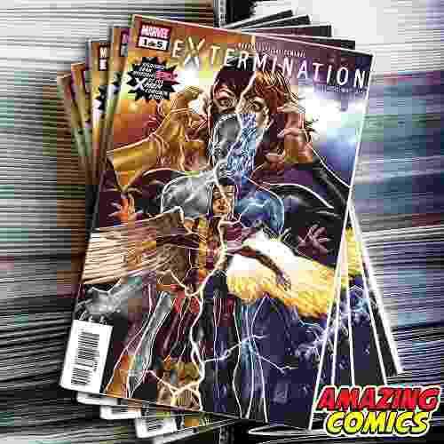 español] Extermination #1 X Men
