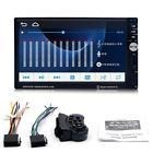 7'' Bluetooth Car Radio Stereo Mp3 Mp4 Player Touch Screen F