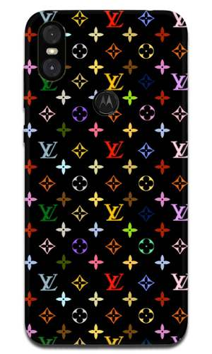 Funda Motorola One Louis Vuitton 2