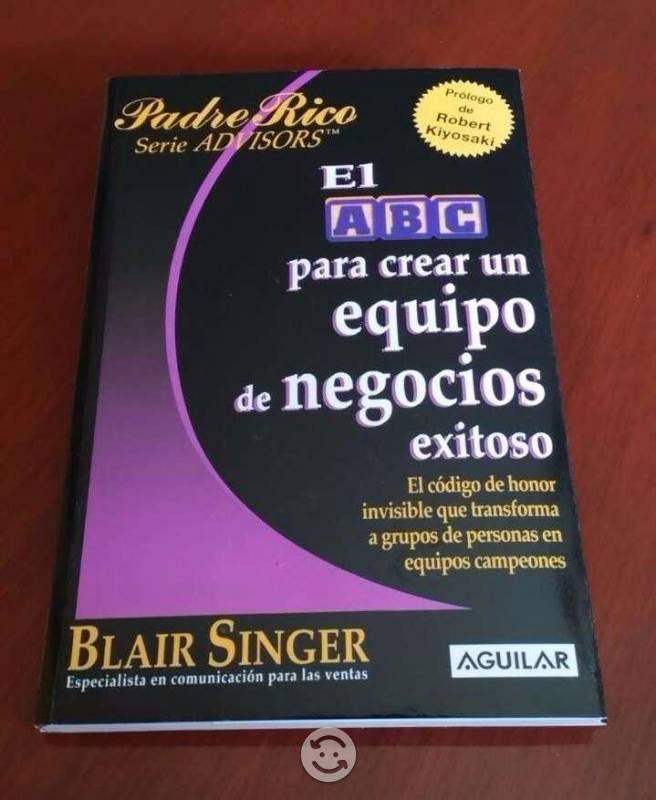 LIBRO : El ABC para Crear un Equipo de Negocios