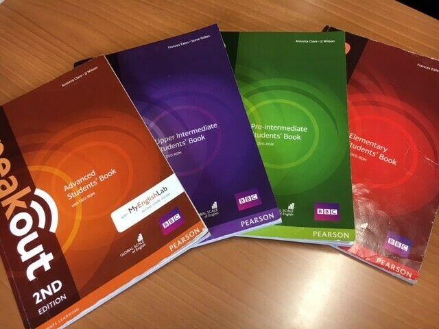 Libros para aprender inglés Speakout