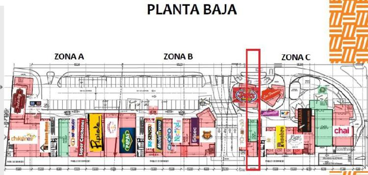 Local en renta en Valle Real Plaza D'Lucca IBR19B
