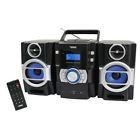Naxa Npb429 Portable Cd/mp3 Player Pll Fm Detachable Speaker