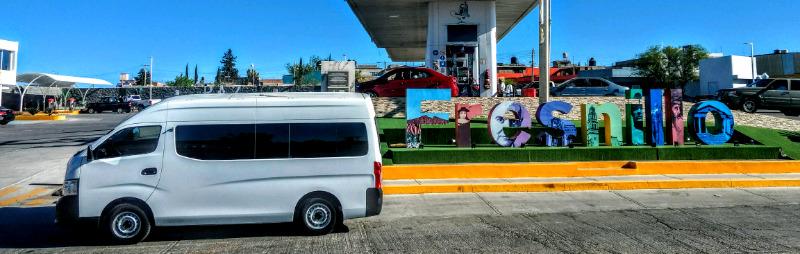 Renta de camionetas y Autobuses