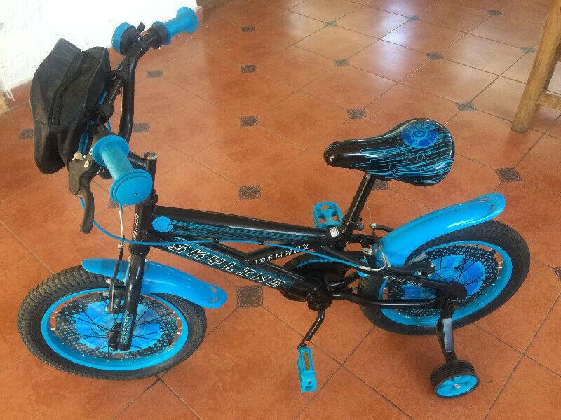 Se Vende Bicicleta Nueva Skyline para niño o niña