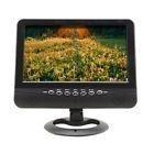 Universal Portable 7 Tft Lcd Screen Display Tv Fm Mp3 Txt R