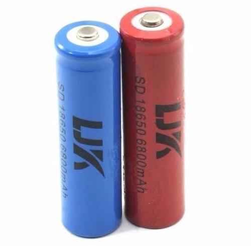 1 Pz Bateria Recargable v  Mah Li-ion - T