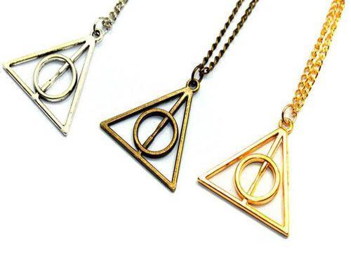 10 Collar Harry Potter Reliquias De La Muerte Envio Gratis