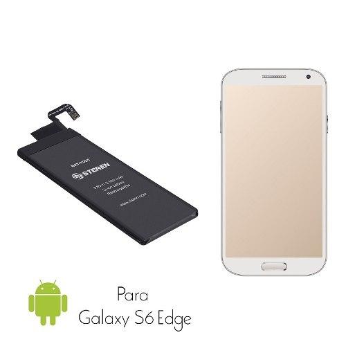 Batería Pila Reemplazo Samsung Galaxy S6 Edge Steren