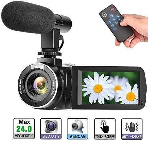 Cámara De Vídeo Digital Videocámara 30fps p Full Hd