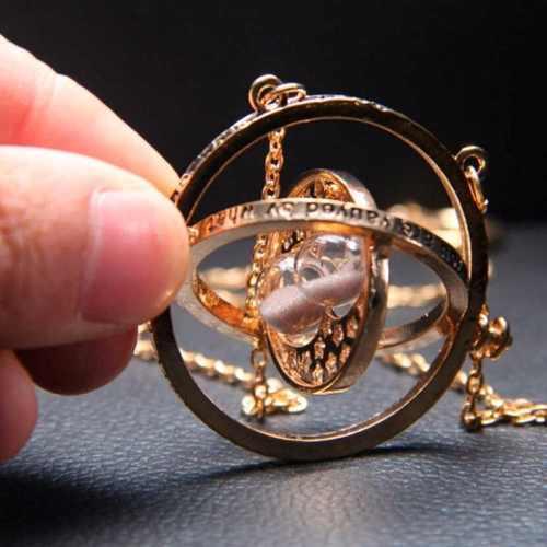 Collar Giratiempo Hermione Harry Potter Envío Gratis:)