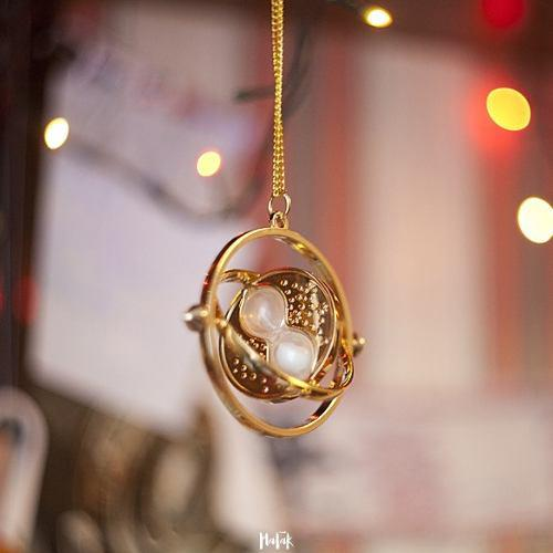 Collar Giratiempo Time Turner Hermione Granger Harry Potter
