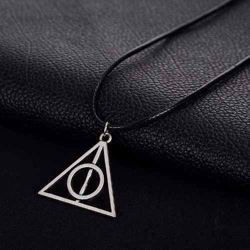 Collar Harry Potter Reliquias De La Muerte + Precio Mayoreo