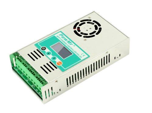 Controlador 60amp Mppt 60 A / P Panel Solar Carga Baterias