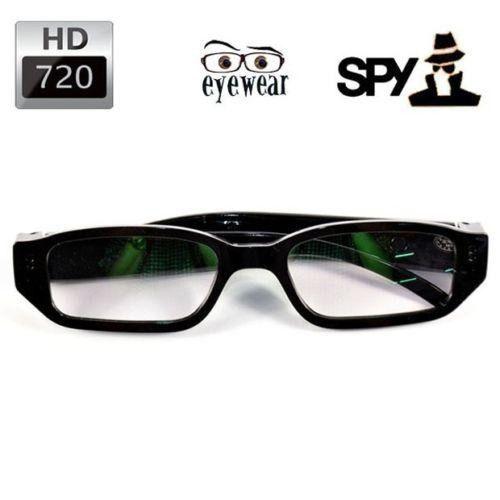 Hd 720p Espía Videocámara Cámara De Gafas Ocultados