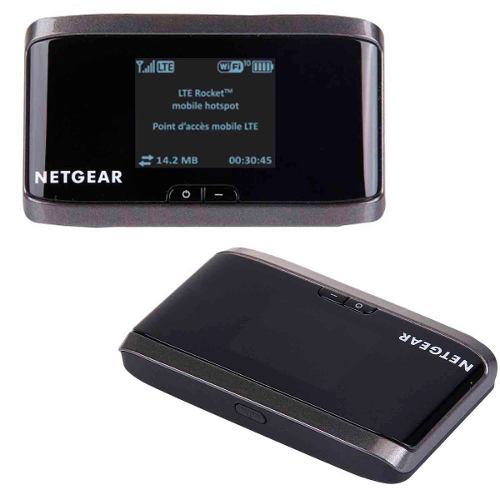 Modem Portatil Hotspot Netgear Aircard 763s Wifi 4g Lte