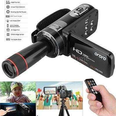 Pantalla De Lcd Hd p Videocámara Digital Camcorder