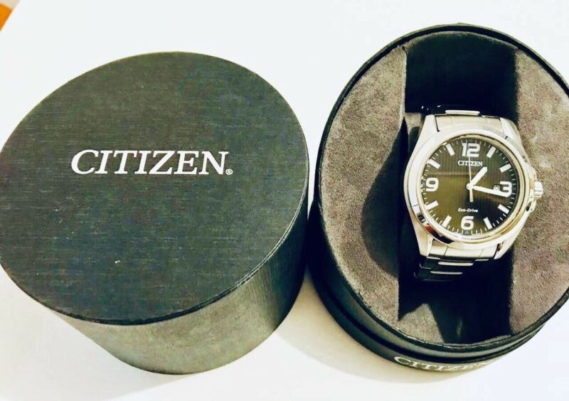Reloj original Citizen Ecodrive