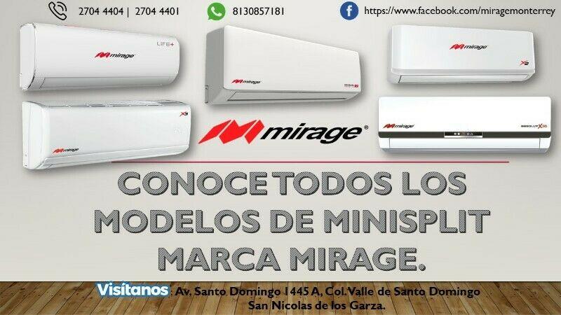 Venta De Minisplit Mirage Coatzacoalcos Posot Class