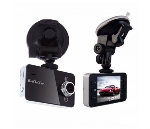 Videocamara Para Automovil Full-hd xp Blackbox Dvr