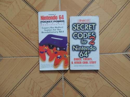 Guia De Trucos Para Videojuegos De Nintendo 64
