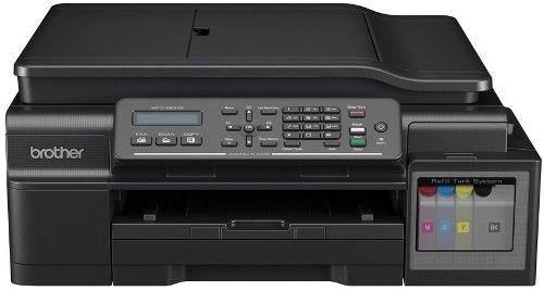 Multifuncional Brother Mfc T800w Sistema De Tinta Orig Wi Fi