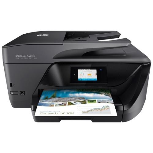 Multifuncional Hp Officejet Pro  Inyeccion Tinta Color