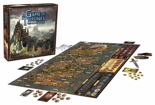 A Game Of Thrones Juego De Mesa Juego De Tronos Nuevo