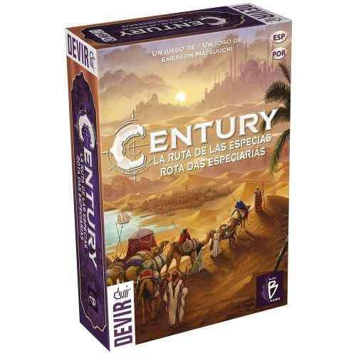 Century La Ruta De Las Especias - En Español
