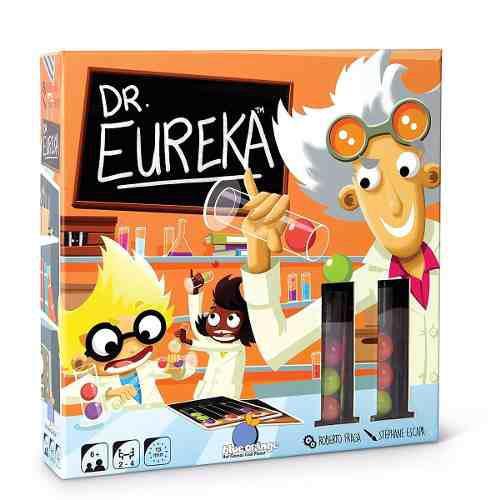 Dr. Eureka Juego De Mesa