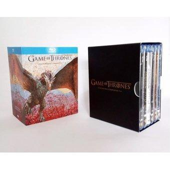 Game Of Thrones 6 Temporadas Boxset Blu-ray Nuevo Sellado