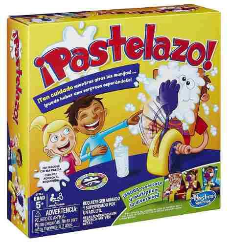 Juego De Mesa Hasbro Pastelazo Nuevo Y Sellado