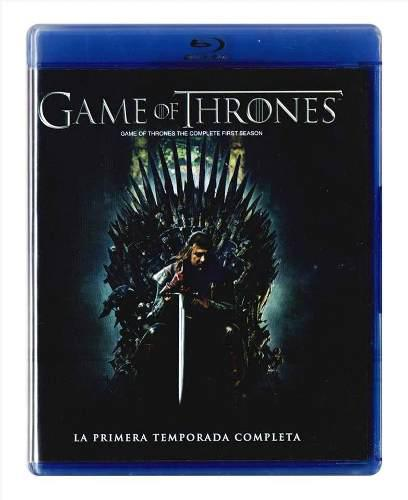 Juego De Tronos Game Of Thrones Temporada 1 Uno Blu-ray