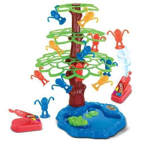 Juegos De Mesa Monos Saltarines Arbol Jumping Monkeys!