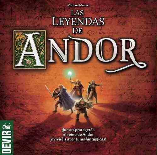 Las Leyendas De Andor / Envio Gratis