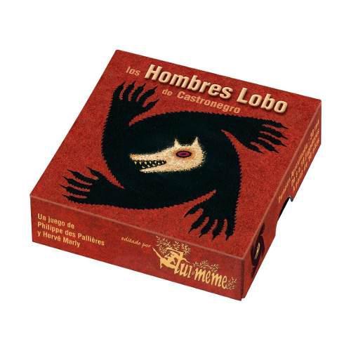 Los Hombres Lobo De Castronegro Juego Original En Español